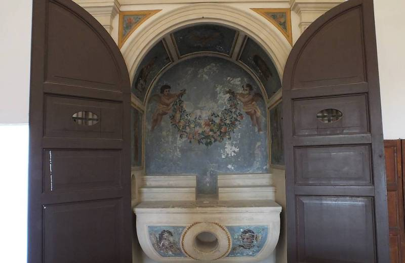 Cappellina della Rocca Roveresca di Senigallia