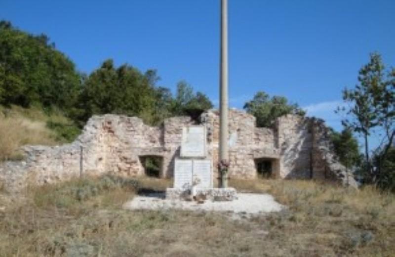 Casa Mazzarini eccidio di Monte Sant'Angelo