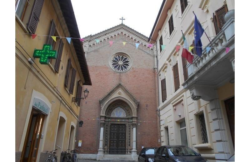 Chiesa dell'Immacolata a Senigallia