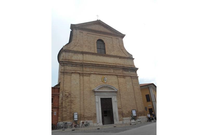 Chiesa della Maddalena a Senigallia