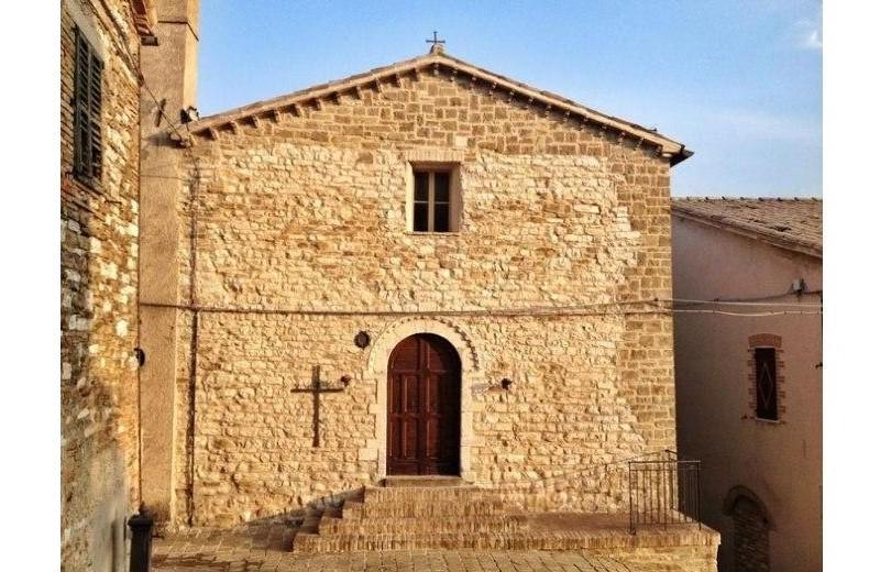 Chiesa di San Lorenzo ad Avacelli di Arcevia