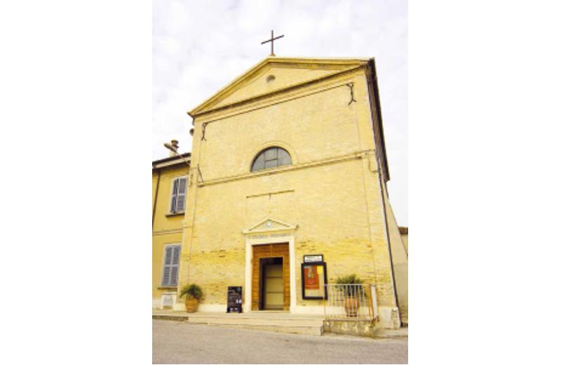 Chiesa di San Michele Arcangelo (Sant'Angelo) Diocesi di Senigallia