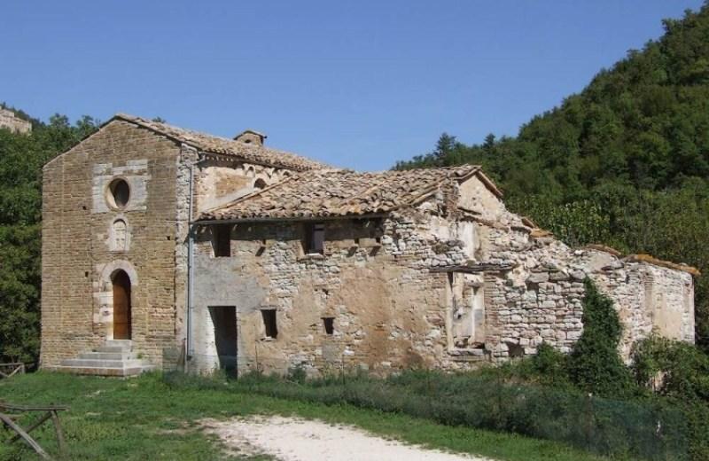 Chiesa di Sant'Ansovino di Avacelli