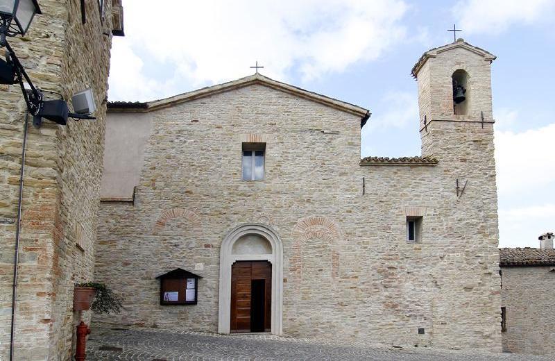 Chiesa di Sant'Agata di Castiglioni di Arcevia