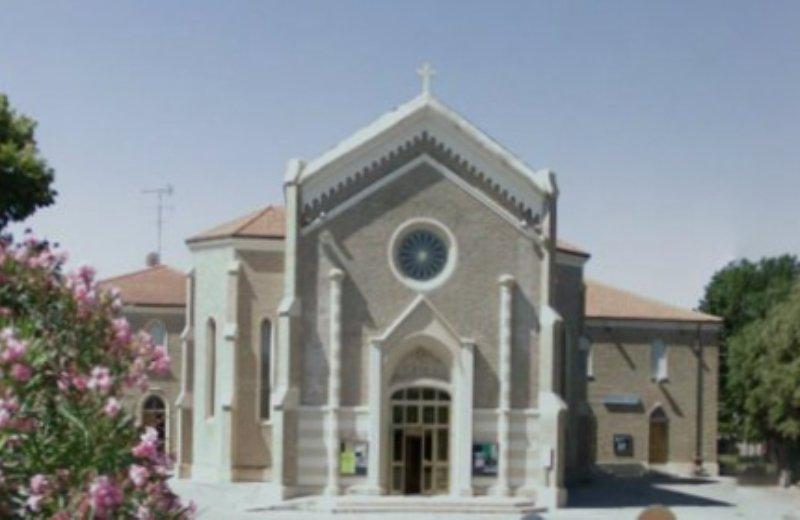 Chiesa di santa Maria della Pace a Senigallia
