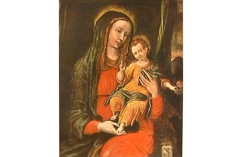 Madonna della Speranza Duomo di Senigallia