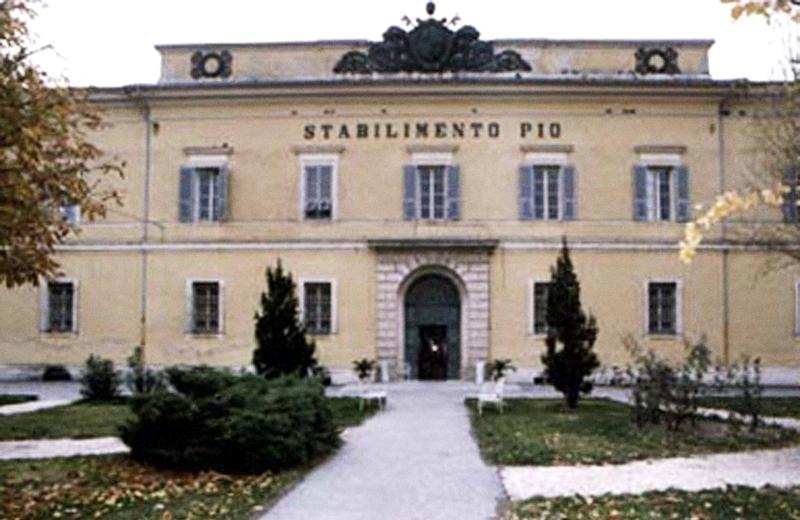 Opera Pia Mastai Ferretti a Senigallia