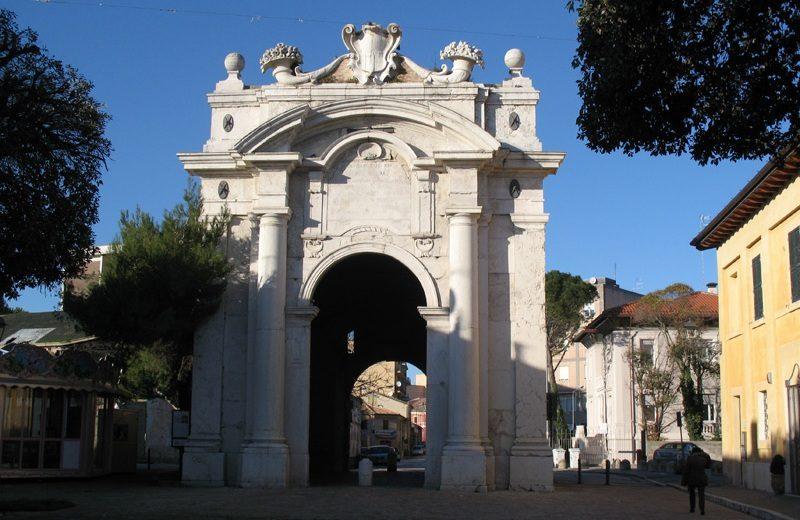 Porta Lambertina Senigallia