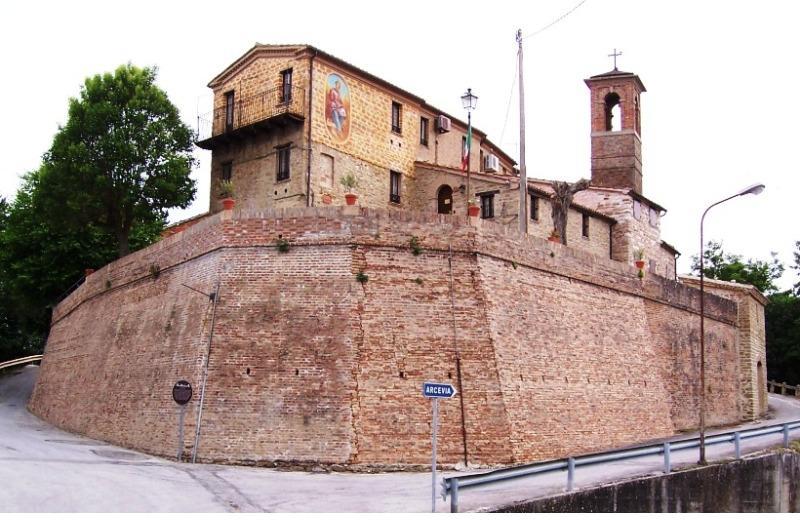 San Pietro in Musio di Arcevia