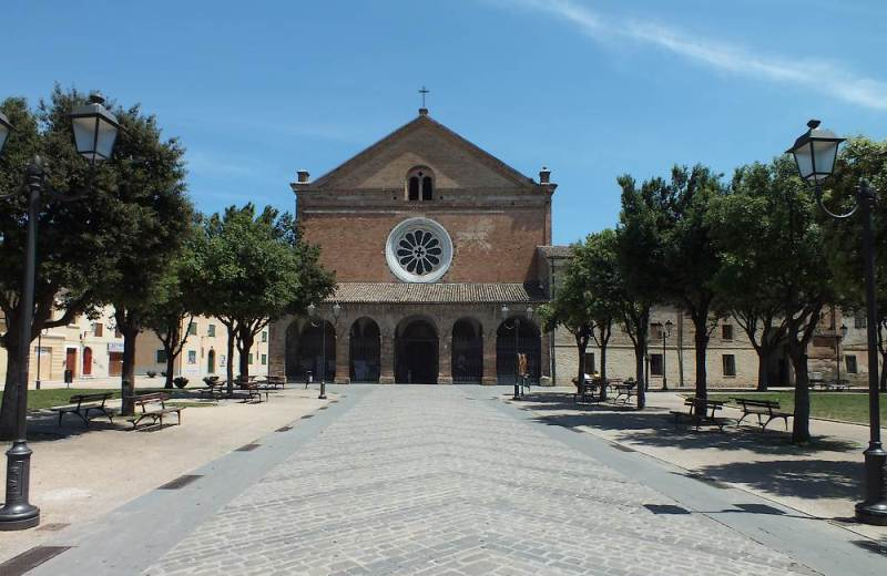 Abbazia Santa Maria di Castagnola a Chiaravalle