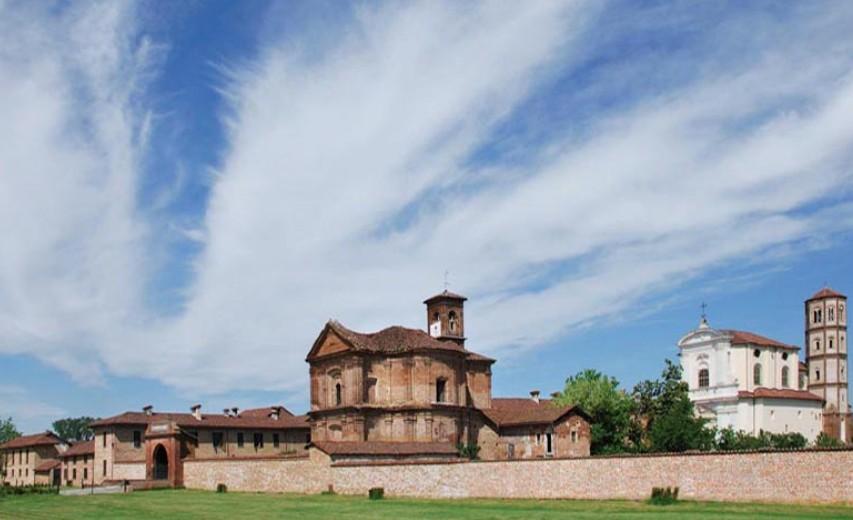 Abbazia di Santa Maria di Lucedio, in provincia di Vercelli