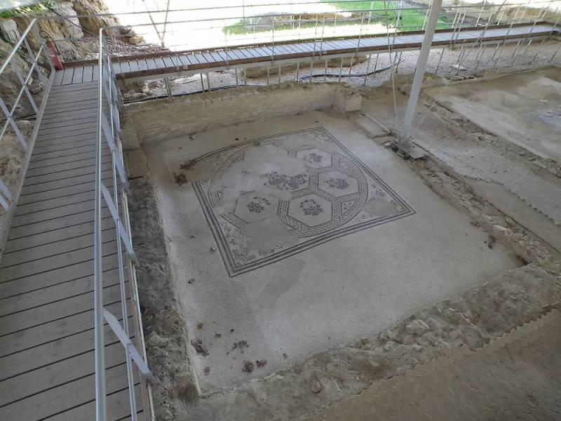 Domus dei Coiedii del Parco Archeologico dell'antica Città Romana di Suasa