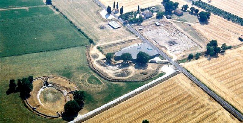 Zona Archeologica Città Romana di Suasa