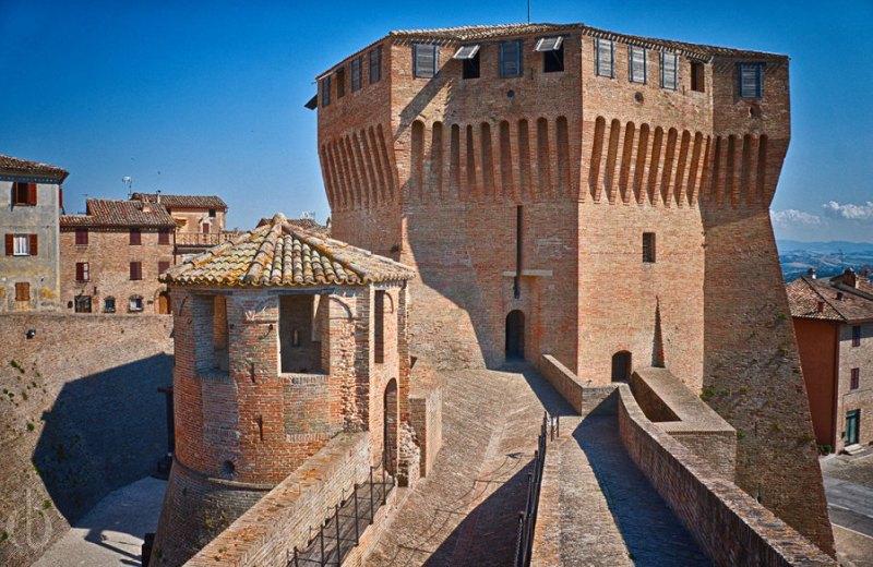 Rocca di Mondavio
