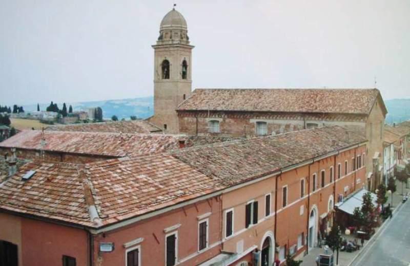 Complesso monumentale di Sant'Agostino a Mondolfo