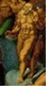 Giobbe o Adamo o Abramo Venusti