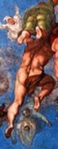 Paolo e Francesca di Michelangelo censurato