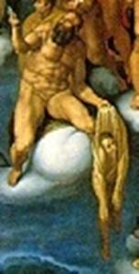 San Bartolomeo, Apostolo con le sembianze dell'Aretino di Venusti
