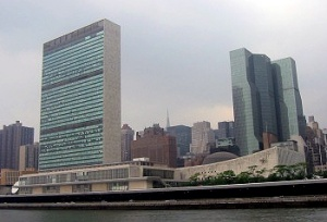 Sede dell'Onu a New York,L'indirizzo è 760 United Nations Plaza, New York, NY 10017, USA
