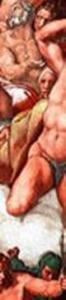 Simone Cireneo di Michelangelo censurato