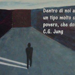 Carl Jung e il capo indiano Lago di Montagna